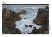 Monterey Rocks - California Carry-all Pouch