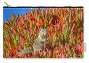 Monterey Squirrel Carry-all Pouch