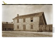 Monterey Whaling Station Circa 1895 Carry-all Pouch