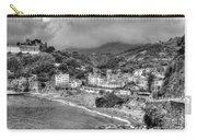Monterosso Al Mare - Cinque Terre In Grey Carry-all Pouch