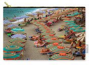 Monterosso Beach Carry-all Pouch