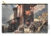 Montlue Seizes The Moulins Dauriol Carry-all Pouch