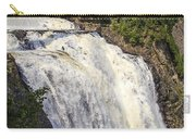 Montmorency Falls Park Quebec City Canada Carry-all Pouch