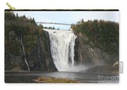 Montmorency Waterfall - Canada Carry-all Pouch