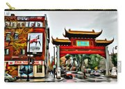 Montreal China Town Carry-all Pouch