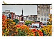 Montreal City Colors Carry-all Pouch