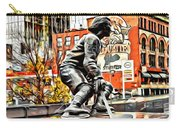 Montreal Hockey Lady Carry-all Pouch