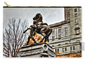 Montreal War Horse Carry-all Pouch