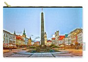 Monument In B.bystrica Carry-all Pouch