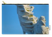 Monument To The Immigrants Statue 1 Carry-all Pouch