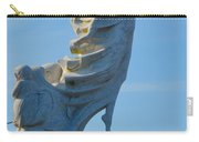 Monument To The Immigrants Statue 4 Carry-all Pouch