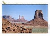 Monument Valley 10 Carry-all Pouch