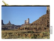 Monument Valley Arizona State Usa Carry-all Pouch