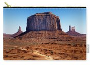 Monument Valley Mitten Carry-all Pouch