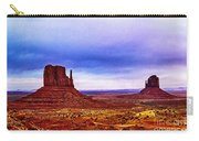 Monument Valley Navajo National Tribal Park Carry-all Pouch