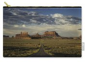 Monument Valley Panorama Carry-all Pouch