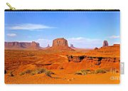 Monument Valley - Panorama Carry-all Pouch