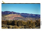Monument Valley Region-arizona Carry-all Pouch