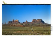 Monument Valley Road Carry-all Pouch