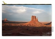 Monument Valley Sunset Carry-all Pouch