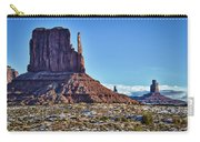 Monument Valley Ut 3 Carry-all Pouch