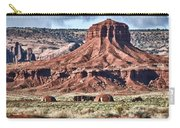 Monument Valley Ut 7 Carry-all Pouch