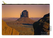 Monument Valley -utah V15 Carry-all Pouch