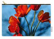 Mood Bouquet Carry-all Pouch