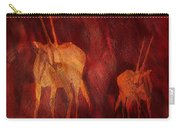 Moods Of Africa - Gazelle Carry-all Pouch