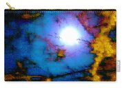 Moods Of The Moon Carry-all Pouch