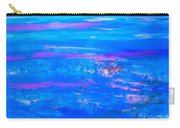 Moody Blues Abstract Carry-all Pouch