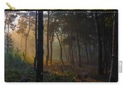 Moody Forest Happy Sun Carry-all Pouch