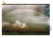 Moody Rainbow Panorama Carry-all Pouch
