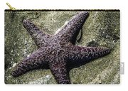 Moody Starfish I Carry-all Pouch