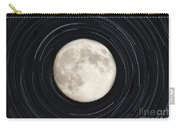Moon And Startrails Carry-all Pouch