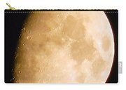 Moon Craters Galore Carry-all Pouch