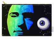 Moon Eye Bi Color Carry-all Pouch