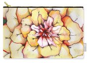 Moon Flower Out Of The Bloomers And Onto The Bloom Carry-all Pouch