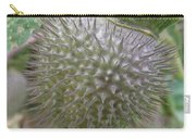 Moon Flower Seed Pod Carry-all Pouch