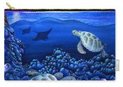 Moon Glow Carry-all Pouch by Carolyn Steele