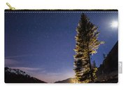 Moon Light Over Tenaya Lake Carry-all Pouch