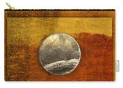 Moon On Gold Carry-all Pouch