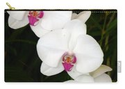 Moon Orchid With Purple Center Carry-all Pouch
