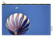 Moon Over Balloon Carry-all Pouch