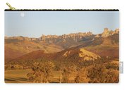 Moon Over Cimarron Carry-all Pouch by Eric Glaser