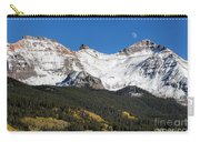 Moon Over Lizard Head Pass Carry-all Pouch