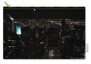 Moon Over New York City Carry-all Pouch