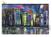 Moon Over Orlando Carry-all Pouch