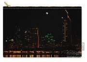 Moon Over San Diego Carry-all Pouch