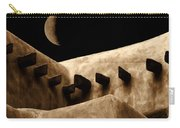 Moon Over Santa Fe Carry-all Pouch